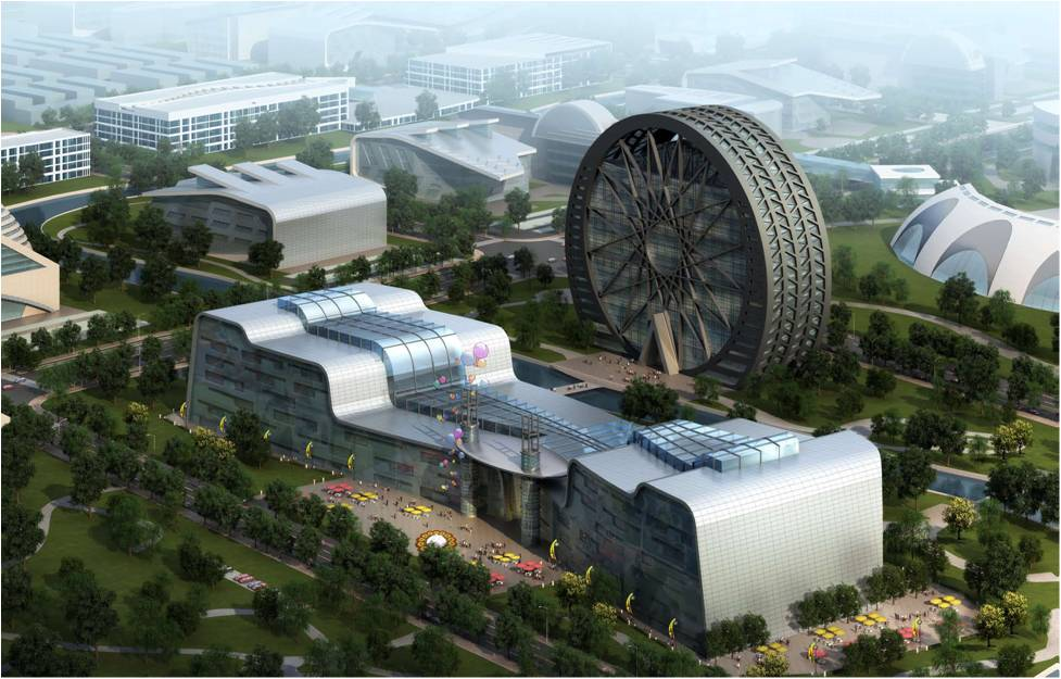 MCM Completes Interim Designs for Hangzhou Auto Park
