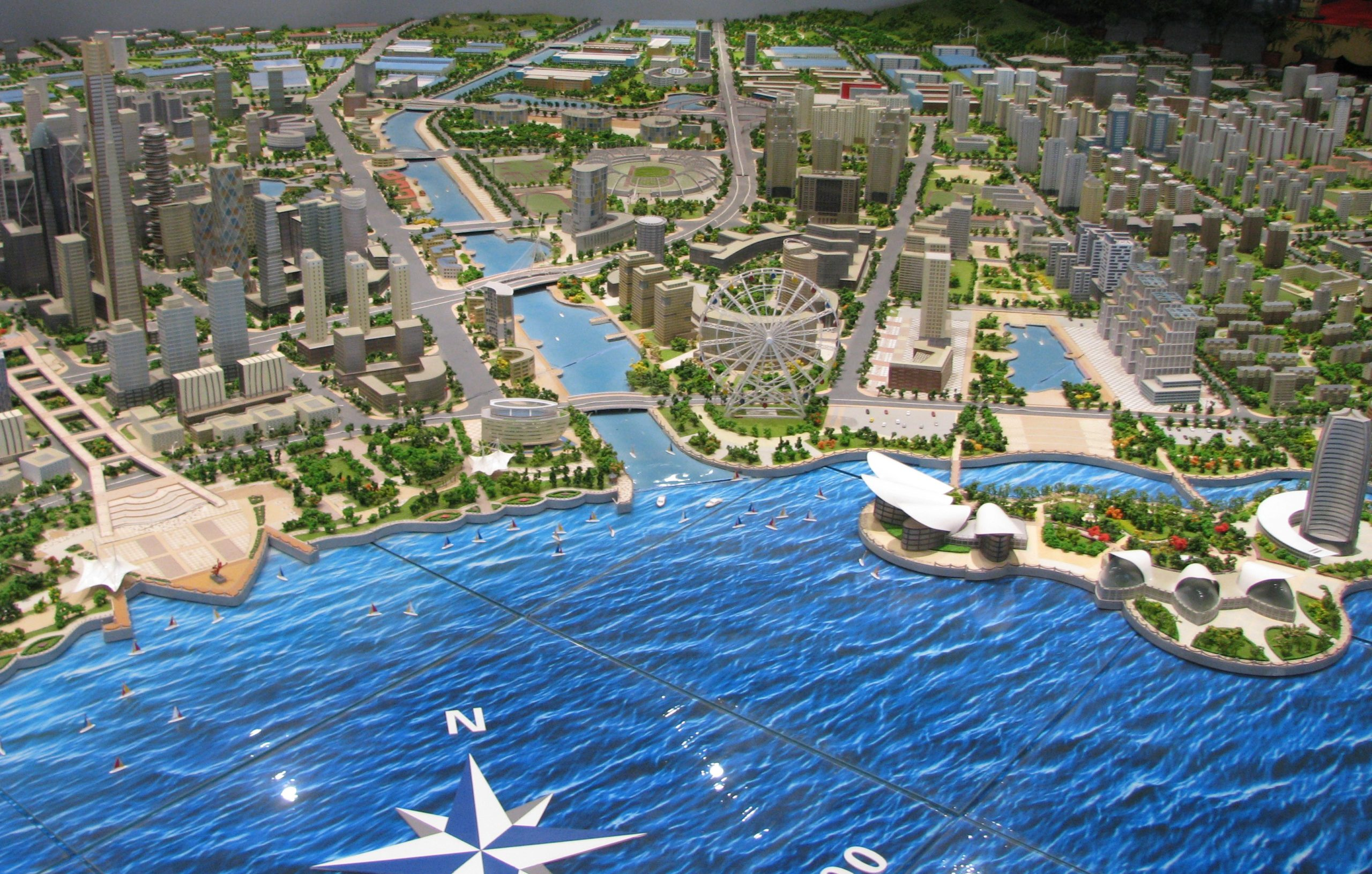 MCM Group to Design Dalian's Luxury Resort District