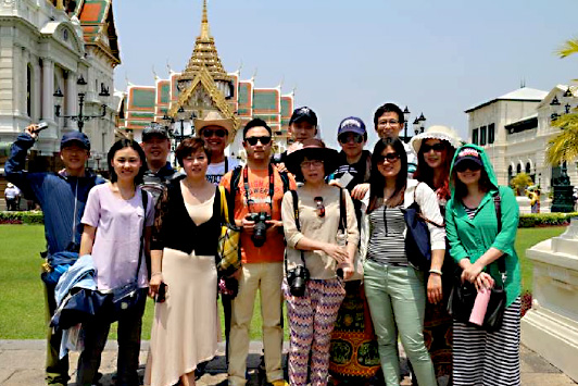MCM Group International Trip to Thailand 2014